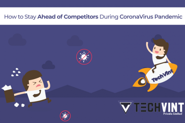 how to stay ahead of competitor